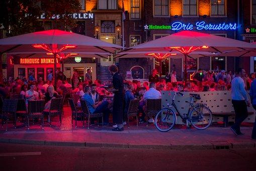 Bevande, Groningen, Terrazzo, Persone