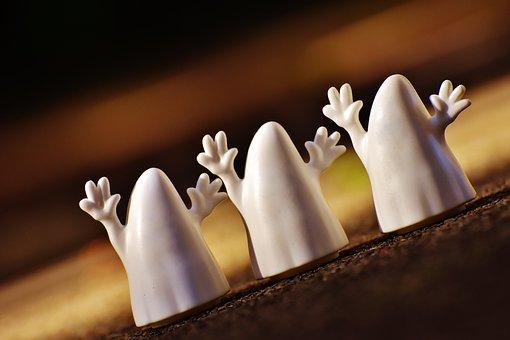 ハロウィーン, 幽霊, ハッピーハロウィン, ゴースト, 秋, 10 月, 気分