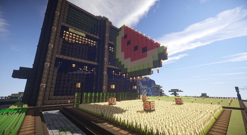 Minecraft Snes Pastèque Image Gratuite Sur Pixabay