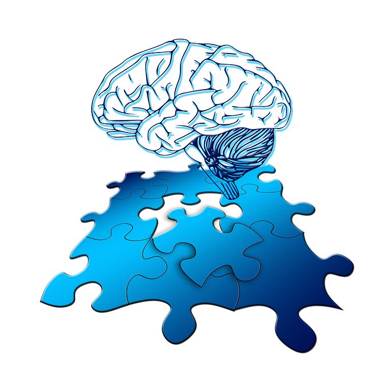 Puzzle, Compartir, Creo Que, Cerebro, Pensamiento
