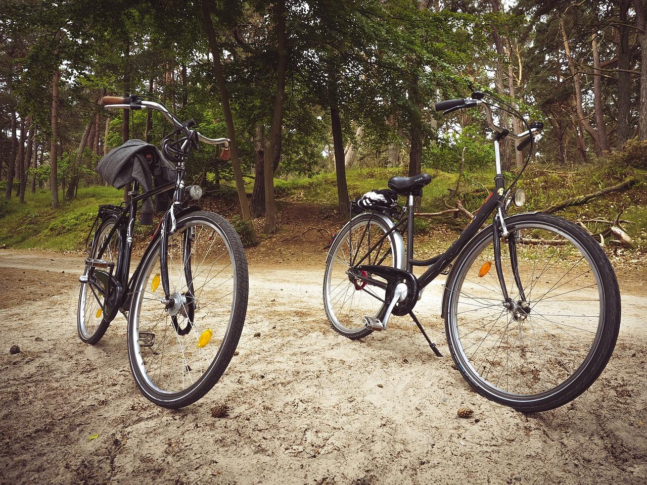 ней картинка два велосипеда твой