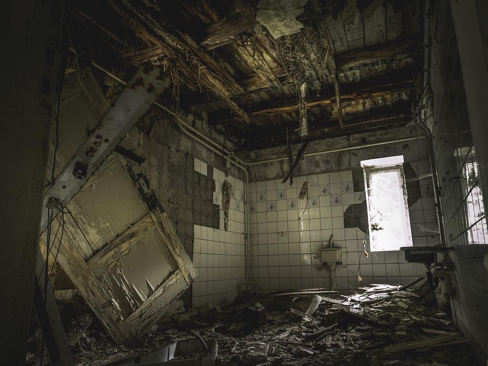 失われた場所, ホラー, 放棄された建物, 放棄された, 老朽化しました, 病んでいます, 神秘的な