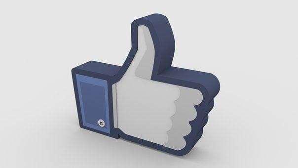 ような, Facebook, 3D, ソーシャル ネットワーク, それが好きです