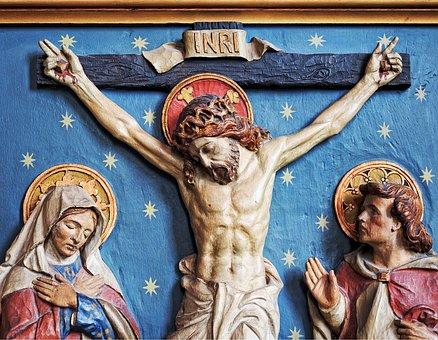 Crucifixion, Christ, Cross, Christianity
