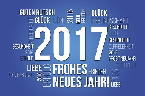 Silvester2017, Neujahr, New Year