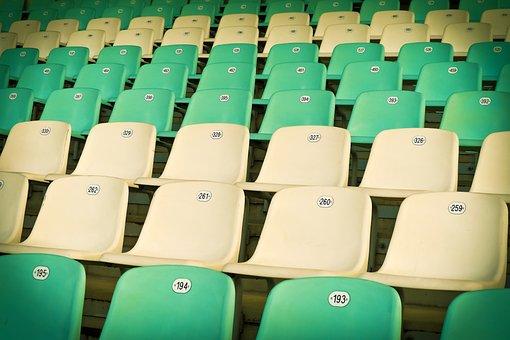 Stadium, Sit, Auditorium, Grandstand