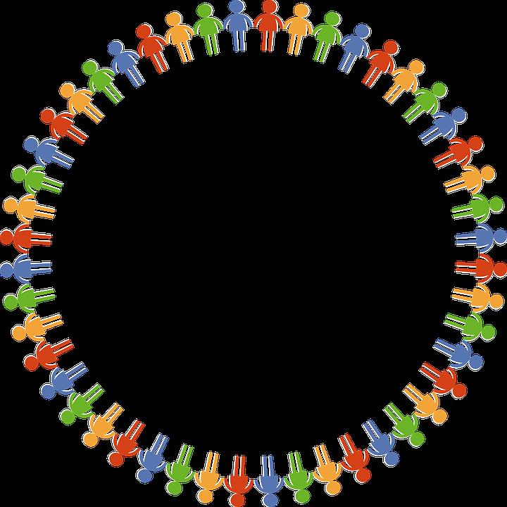 Comunità, Gruppo, Folla, Persone, Esseri Umani, Telaio