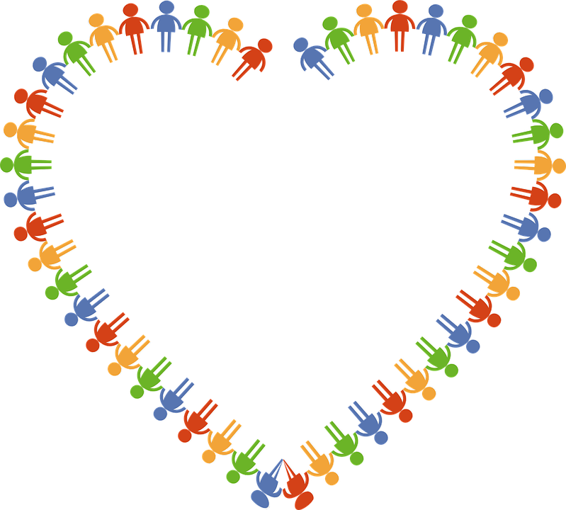 community group crowd free vector graphic on pixabay