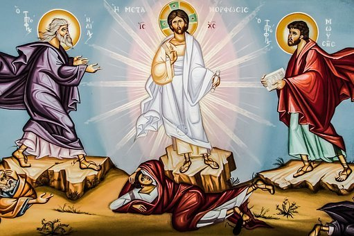 Metamorphosis, Transfiguration, Church