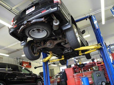 車, メカニック, 自動車, 機械, 自動車修理店, 修理, メンテナンス