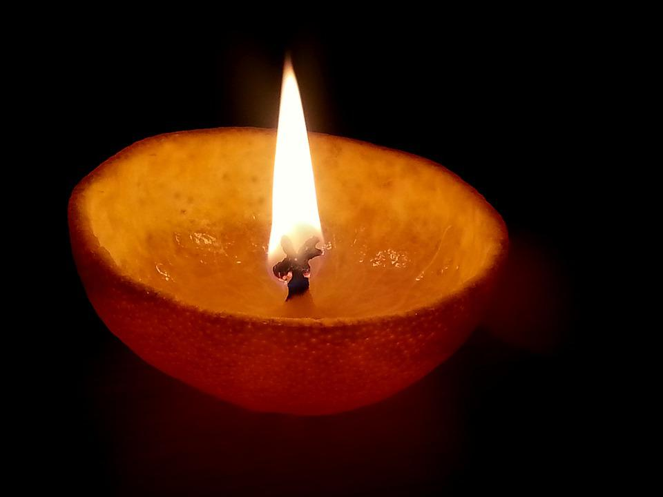 Free photo: Oil Lamps, Orange Oil Lamps - Free Image on Pixabay ...