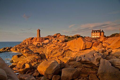 Brittany, Atlantic Coast, France