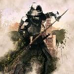 medieval, knight, armor