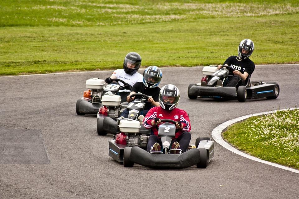 Free photo: Kart, Go Kart, Race Track - Free Image on Pixabay ...