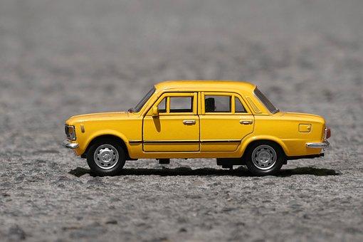 Fiat, Auto, Véhicule, Petite Voiture