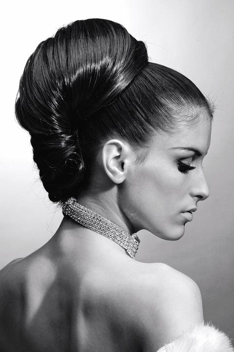 Portrat Frau Frisur Kostenloses Foto Auf Pixabay