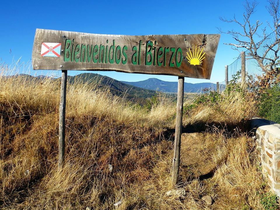 Way Of St James, Spain, Bierzo, Camino Santiago