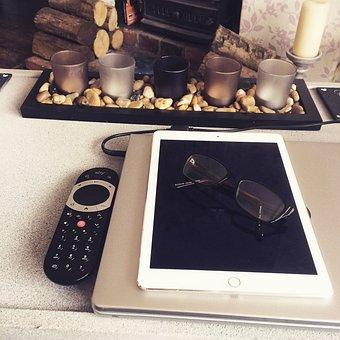 宿題, Instagramの, Wifi, 計算されました, メガネ