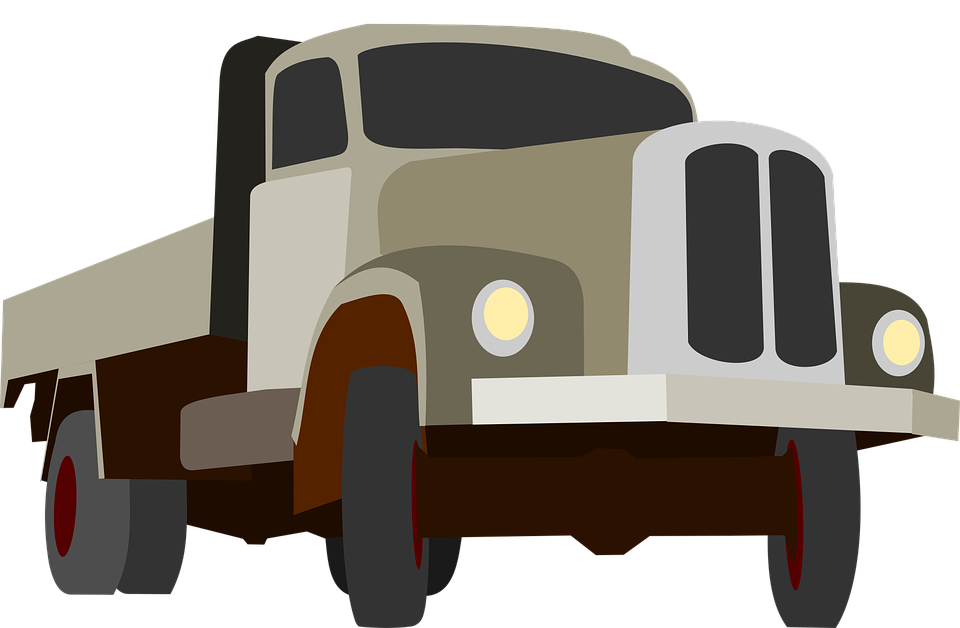 Truck Traffic Cargo - Free vector graphic on Pixabay