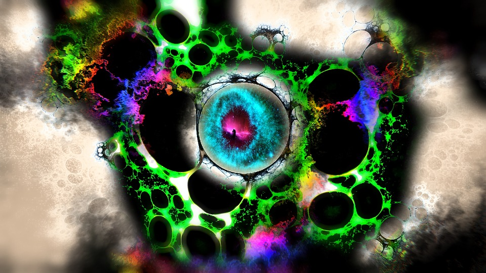 Psychedelic Trance Trippy - Free image on Pixabay