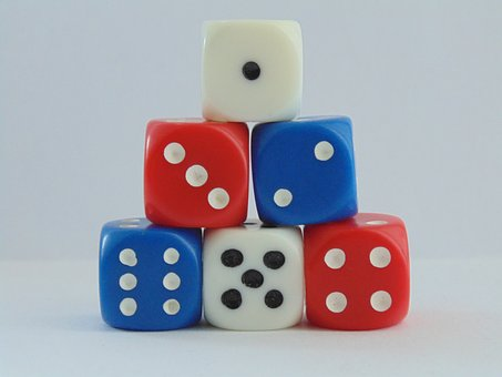 Dice, Gambling, Chance, Casino, Game