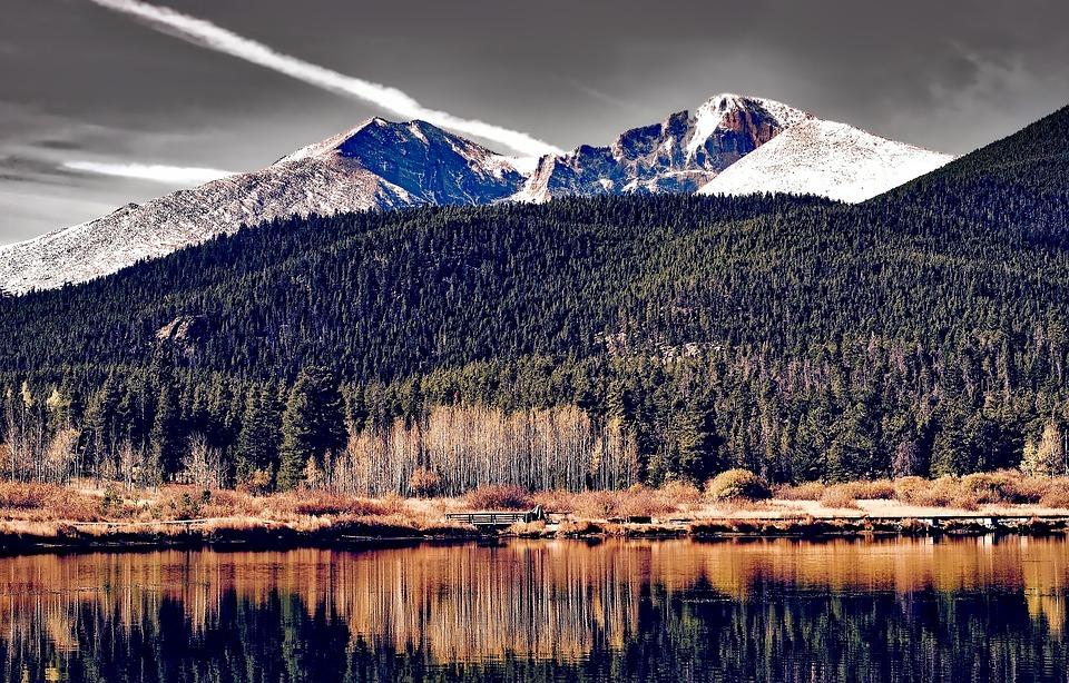 colorado landscape mountains  u00b7 free photo on pixabay