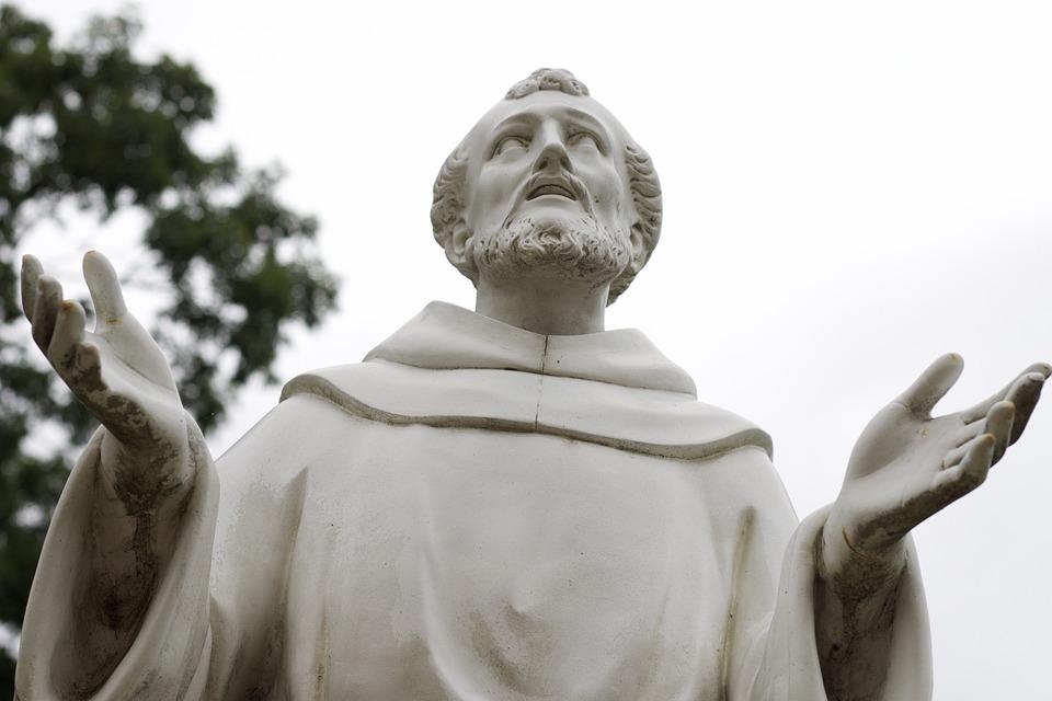São Francisco, Católica, Santo, Francis, Igreja