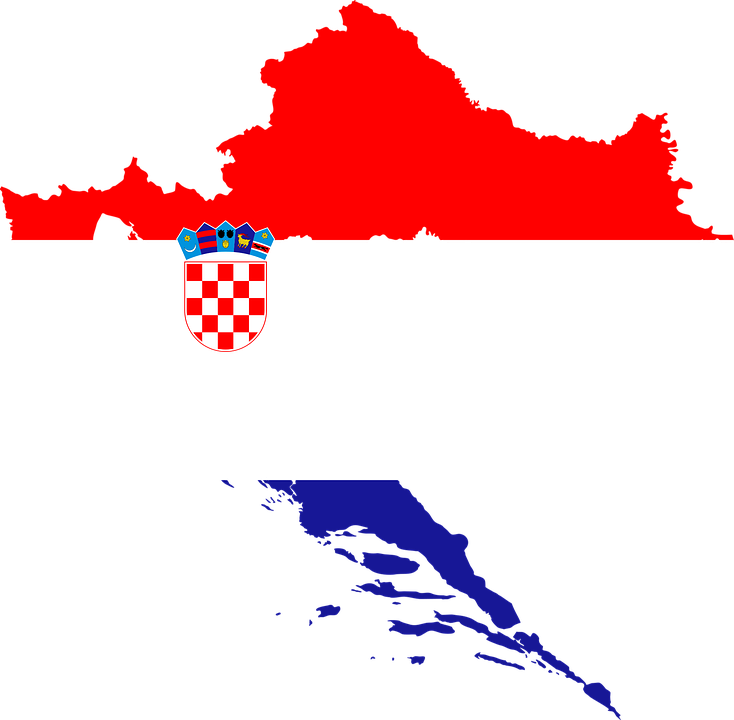 Croatia Country Europe · Free vector graphic on Pixabay