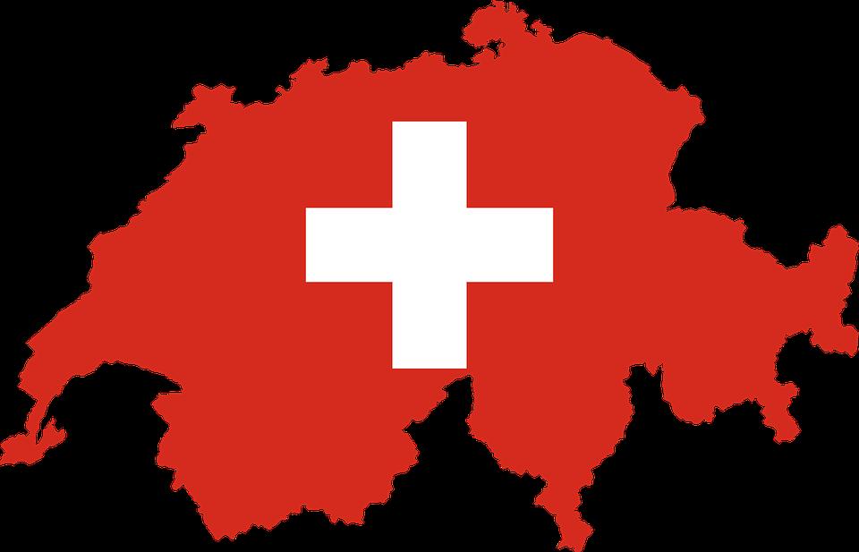 Schweiz, Flagge