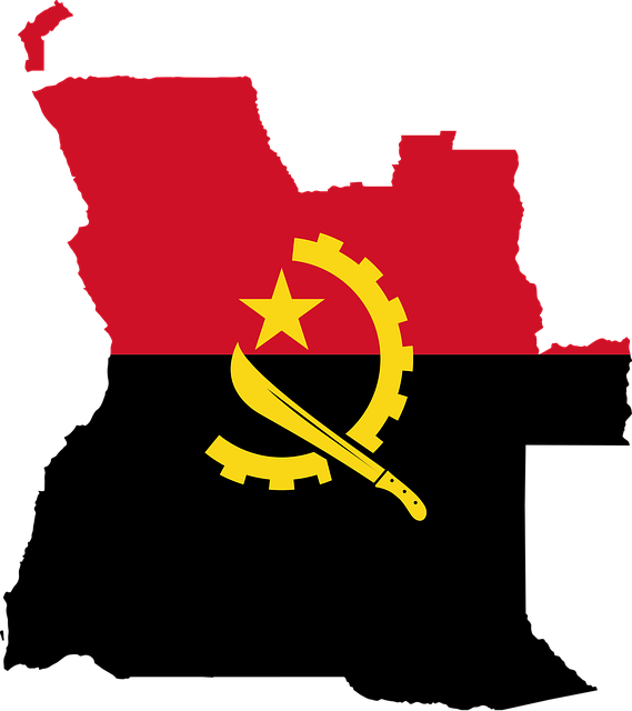 Angola Flag Picture