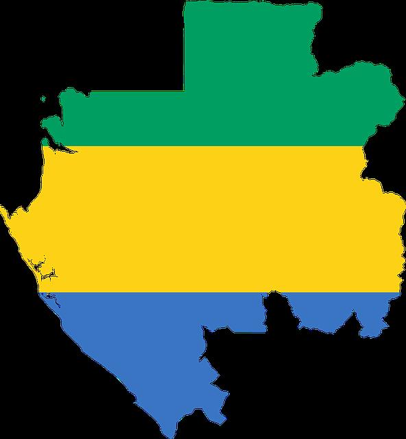 Image vectorielle gratuite  Gabon