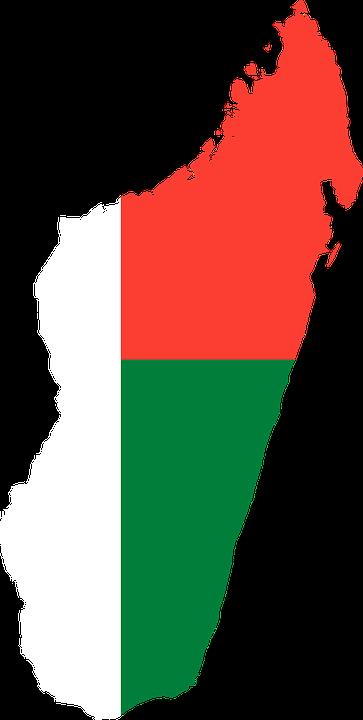Carte De Madagascar Png.Madagascar Flag Map Free Vector Graphic On Pixabay