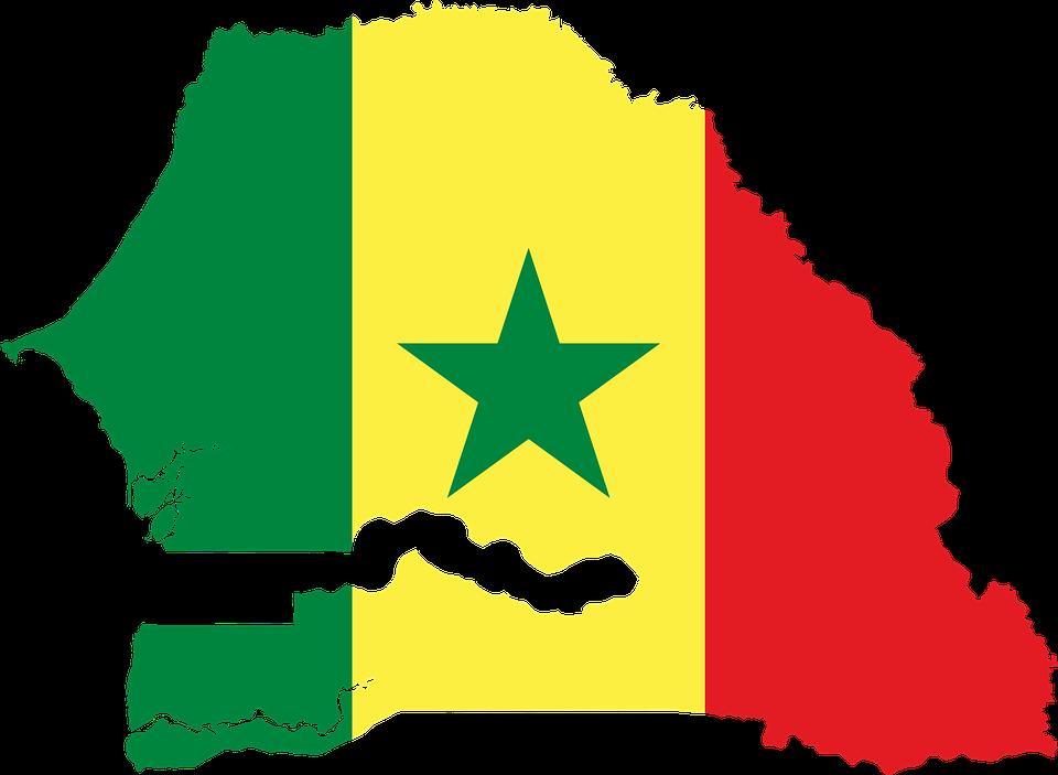 afrika karta senegal Senegal Flagg Karta · Gratis vektorgrafik på Pixabay afrika karta senegal
