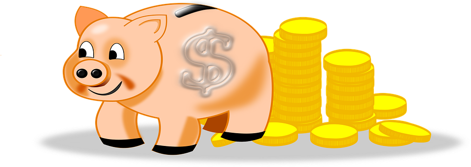 Piggy Bank Coins Money To 183 Free Image On Pixabay