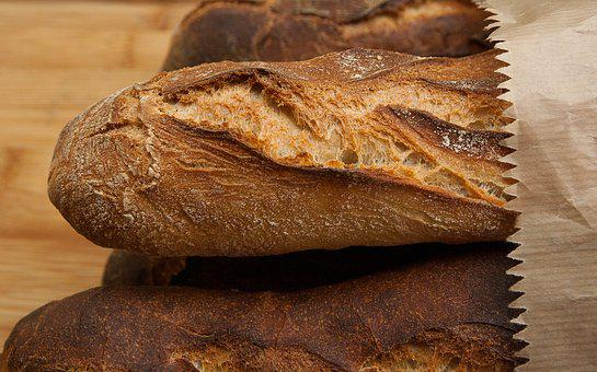 Bread, Food, Bakery, French, Baguettes