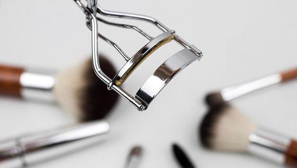 まつげカーラー, 睫毛, 化粧道具, 化粧, メイクアップ, 美しさ, 化粧品