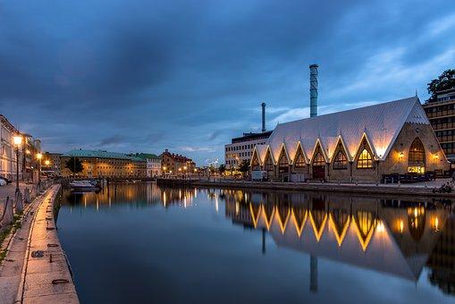 Qué ver qué hacer en Gotemburgo