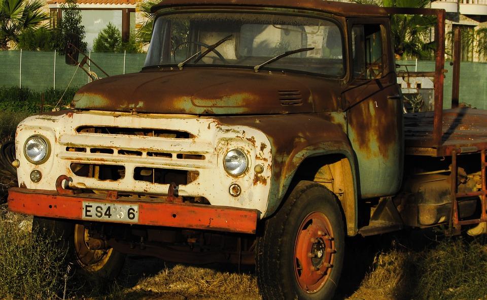 Truck Old Vehicle · Free photo on Pixabay