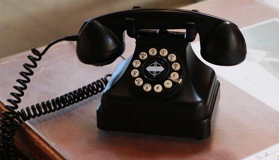 電話, ビンテージ, プッシュボタン, 古い電話, アルカトラズ島, 刑務所の電話, レトロ, 技術