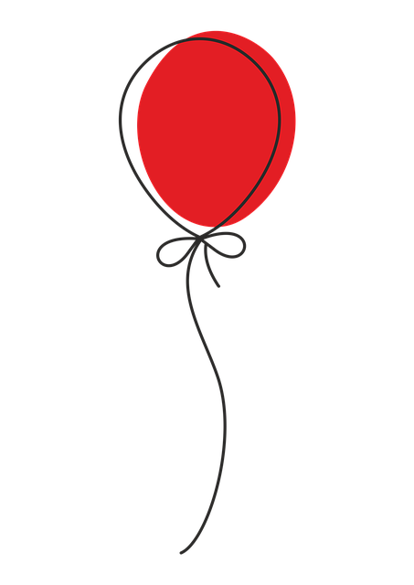 Illustration gratuite: Ballon, Rouge, Vacances - Image ...