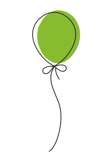 Balloon Green Holiday Day Of 183 Free Image On Pixabay