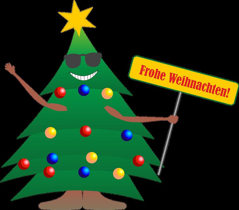 Weihnachtsbaum Weihnachten.Weihnachtsbaum Tannenbaum Kostenlose Vektorgrafik Auf Pixabay