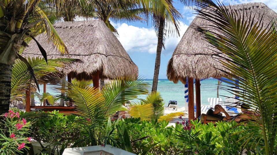 Playa Mexico Hotel - Foto gratis en Pixabay