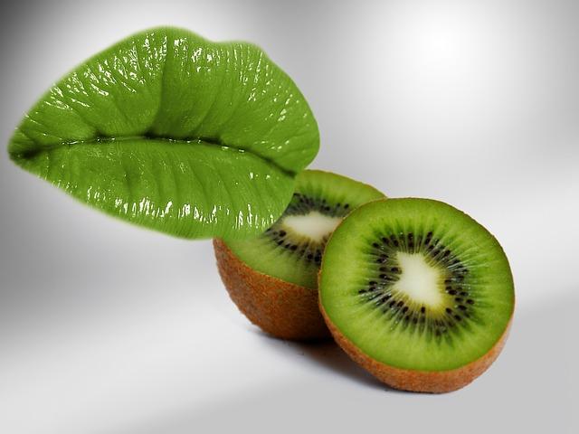 Free photo: Fruit, Kiwi, Food, Delicious