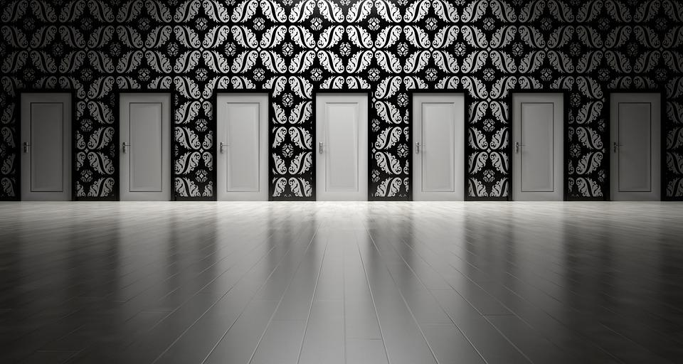 ドア, 選択肢, 選択, オープン, 意思決定, 機会, 選ぶ, キャリア, オプション, 入り口, 挑戦