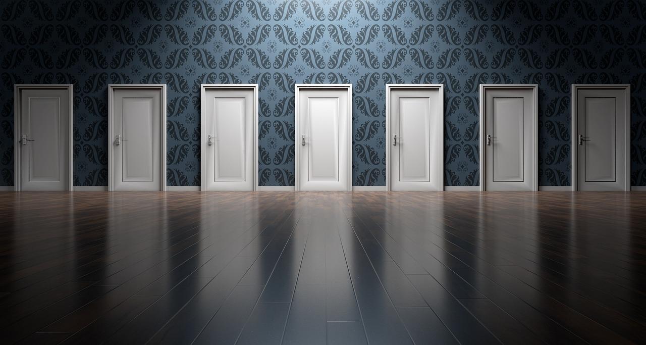 Покупаем межкомнатные двери