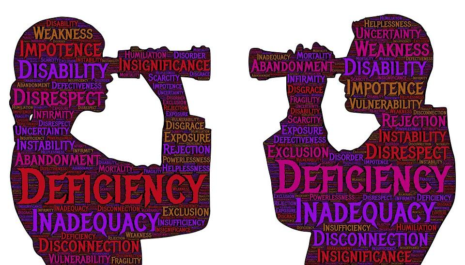 Unsicherheit Urteil Beziehung Kostenloses Bild Auf Pixabay