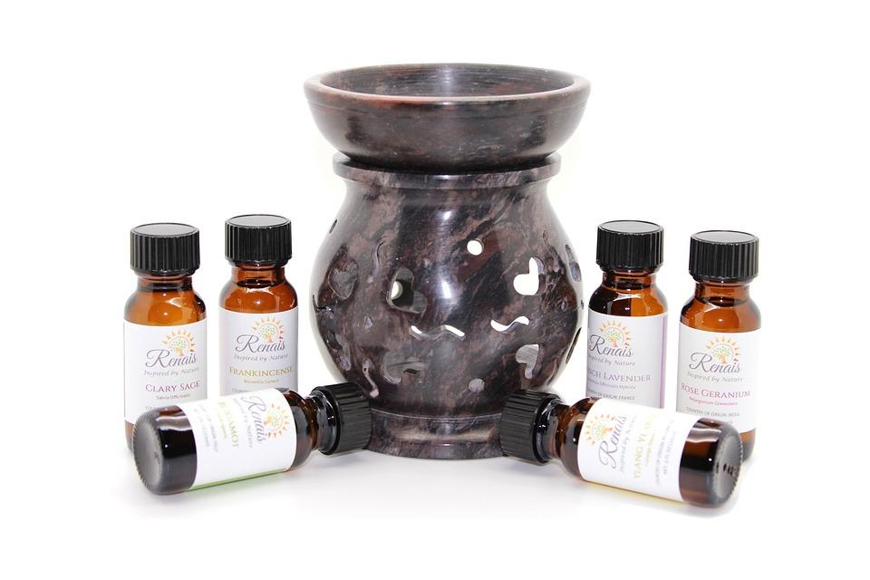 Essentielle Öle, Ätherisches Öl Diffusor, Wesentliche