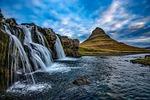 islandia, góry, kirkjufell
