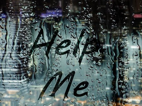 Window, Rain, Steamy, Rainy Window